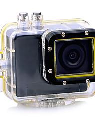 HD1080P - F28B Weitwinkel mini wasserdichte Sport GoPro FPV Kamera 1/4 Zoll Farb-CMOS-schwarz