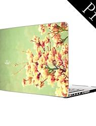 "Spring Flower Design Full-Body Protective Plastic Case for MacBook Pro 13""/15"" (Non-Retina)"