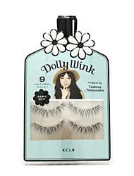 Koji Dolly Wink False Lower Eye Lashes (No.9 Natural Dolly)