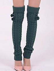 Women Medium Stockings , Cotton Blends