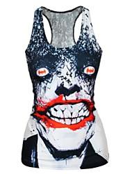 Bloodsucking Ghoul Tank Top Dress Night Club Sexy Uniform