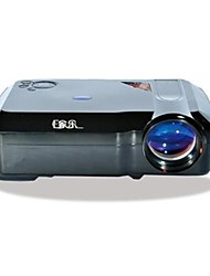 EJIALE WXGA LED Home Theater Projector  3 x HDMI + 2 x USB + VGA + AV  (EPW5801A)