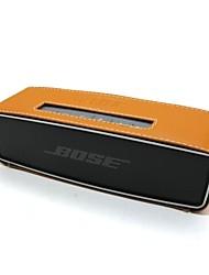 PU кожаный чехол дорожный чехол рукав бампер кожи для бозе SoundLink Мини Bluetooth для беспроводной динамик