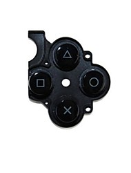 Buttons Key PAD Set Repair Replacement for Sony PSP 3000 Slim Console