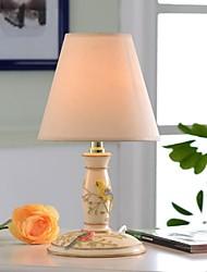 HOSHINE® Hapyy Birds Mini Table Lamp 1 light Modern Garden Style Resin