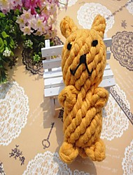 Pet Supplies Cotton Rope Little Rabbit Dog Toy Chew Toys