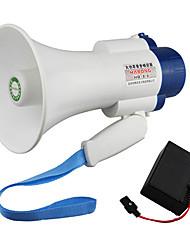 Megaphon Lautsprecher Lithium / d * 4 Batterie 4 Stunden 10s rec hb-618