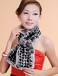 Fur Accessories Scarf Raccoon Fur Special Occasion/Casual Scarf(More Colors)
