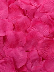 Rose Petals Table Decoration(Assorted Color)(Set of 100 Petals)