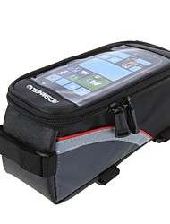 Bike Bag 5.5LBike Frame Bag / Cell Phone Bag Waterproof / Reflective Strip / Touch Screen Bicycle Bag Polyester Cycle Bag Cycling/Bike
