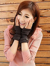 Women Knitwear Gloves , Casual