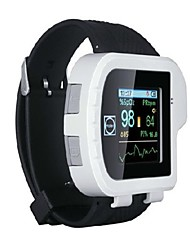 Contec® CMS50IW Type Pulse Oximetry/ShouBiaoShi/Wrist/Data Wireless Transmission/Continuous Measuring Blood Oxygen