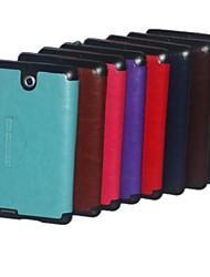 7-дюймовый два складывающиеся модели высокого качества искусственная кожа для ASUS me371 (разные цвета)