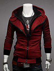 Männerreich Kontrastfarbe Mantel Mäntel
