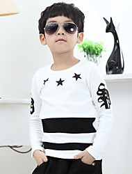 Boy's Cotton Tee , Winter/Fall Long Sleeve
