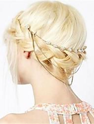 двойной шпильки Перл Diamond кисточкой волос расчески