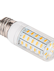 10W E26/E27 LED Corn Lights 48 SMD 5730 1000 lm Warm White AC 220-240 V