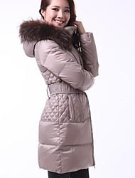OURSHINE®Women's Fur Collar Hoodies Fashion Causal Long Sleeve Outerwear