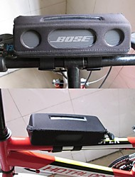 Black Hard EVA Carry Travel Bag Bicycle Mount Holder For Bose Soundlink Speaker