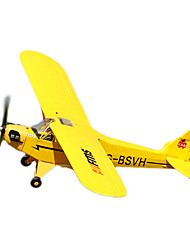 FMS 1400mm J-3 Cub 4ch RC Airplane