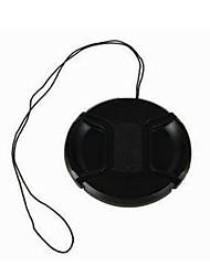 dengpin® 67mm tapa de la lente de la cámara para nikon d7100 d7000 d90 d80 con 18-105 mm 18-70 mm 18-140mm lente + una cuerda titular correa