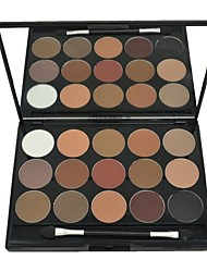 DANNI 15 Colors Professional Natural Eyeshadow Makeup Cosmetic Palette