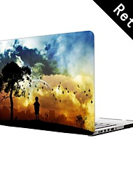 "Landscape Design Full-Body Protective Plastic Case for 13""/15"" MacBook-Pro with Retina Display"