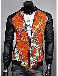 Men's Coats & Jackets , PU Moment