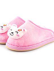 Zapatillas ( Rosado ) - Comfort/Dedo redondo - Sintético