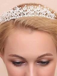 Gorgeous Alloy Wedding Bridal Tiara/ Headpiece