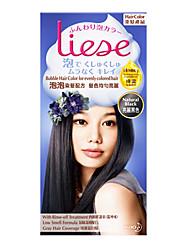 Kao Liese Bubble Hair Dye (Natural Black) 1pc