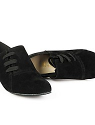 Women's Dance Shoes Modern Suede Low Heel Other