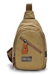 Unisex Multicolor Chest Pack Backpack