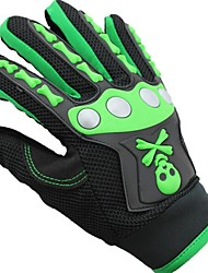 Outdoor High Quality Cycling Gloves Winter Protection Warm Non-Slip Gloves—Devil