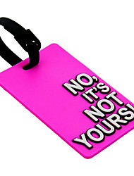 Travel Luggage Tag - NO,IT'S NOT YOURS