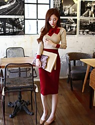 Women's Fashion Clothing Suit(Top & Skirt)
