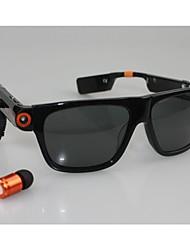 5.0MP HD 1080P COMS Leisure Smart Glasses DVR Camera