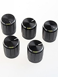 15X16.5mm  Aluminum alloy Potentiometer Knob (5PCS)