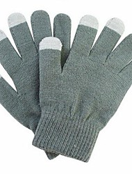 Men Knitwear/Wool Blend Gloves , Casual