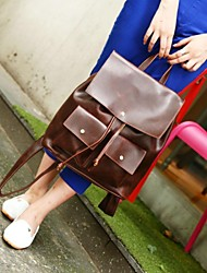 Unisex Vintage Fashion Double Shoulders Bag