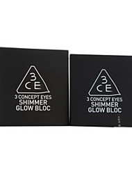 3 Concept Eyes  Shimmer Glow Bloc 1pc