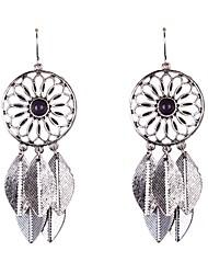 Earring Leaf Drop Earrings Jewelry Women Wedding / Party / Daily / Casual / Sports Alloy / Resin