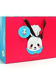 presente presentes da dama de honra do panda chefe padrão sacos de presente