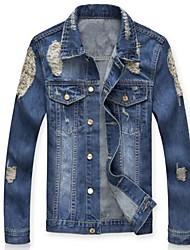 Herren-Jeans-Jacke
