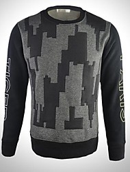 Men's New Long Sleeved Sweater