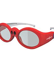 cine-obturación activa gafas 3d gafas 3d para niños