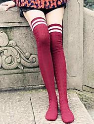 Women Medium Stockings , Cotton