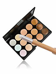 1 Makeup Brushes Set Wood Face / Lip / Eye Others