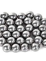 9mm Carbon Steel Slingshot Ball Silver 32 PCS