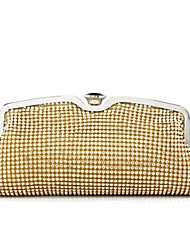 Silk Wedding / Special Occasion Clutches / Evening Handbags with Metal (More Colors)